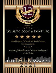 TALK_DG Auto Body & Paint Inc.
